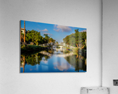 Venice Canal  Acrylic Print