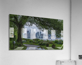 Downtown Toronto seen from Wards Island  Acrylic Print