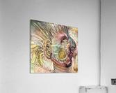 Shaman  Impression acrylique
