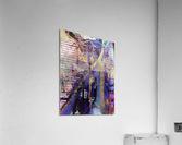 Breaking Free  Impression acrylique
