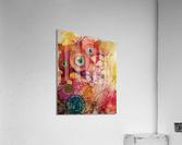 Joy Full  Impression acrylique
