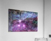 Landscape Mist  Acrylic Print