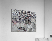 Headstones  Acrylic Print