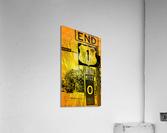 Key West Mile 0  Acrylic Print