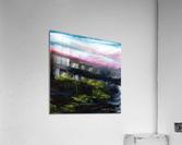 Channeling Monet  Acrylic Print