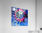 Invented Space Journey 2  Acrylic Print