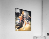 1984 Michael Jordan USA Basketball Art  Acrylic Print