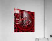Vampyric cell  Acrylic Print