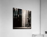 Urban Loneliness - The Lonely Teen  Acrylic Print