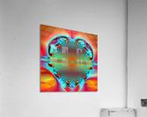 Sun Ryse  Acrylic Print
