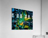Tangled Transformation 4  Acrylic Print