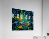 Tangled Transformation 6  Acrylic Print