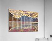 Lake Crescent  Acrylic Print