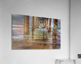 Gateway To The Sea  Acrylic Print