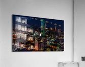 Dallas Skyline  Acrylic Print