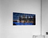 Brooklyn   USA Skyline  Acrylic Print