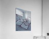 Drenthe Corner   Acrylic Print