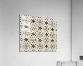 Greenflower  Acrylic Print