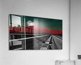 Railroad   Acrylic Print