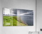 Cheticamp Island Drama  Acrylic Print