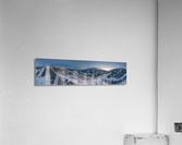 Fairytale Village Wide  Acrylic Print