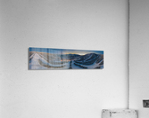 Valley Twilight Wide  Acrylic Print