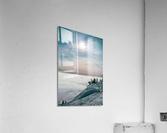 Soft Illumination   Acrylic Print