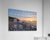 Corney Brook Sunset  Acrylic Print