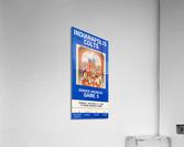 1985 Denver Broncos vs. Indianapolis Colts | Row 1  Acrylic Print