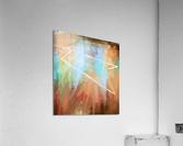 Cosmic Meditation   Acrylic Print