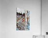 Fall of the Berlin Wall  Acrylic Print