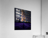 Lavender Valley  Acrylic Print