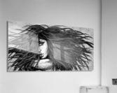 Precious Metals - Concept Art 2 - Silver  Acrylic Print