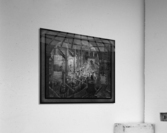 Over London by Rail by Gustave Dore Classical Fine Art Xzendor7 Old Masters Reproductions  Acrylic Print