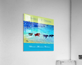 Devin Wildlife UAC Show Poster  Acrylic Print