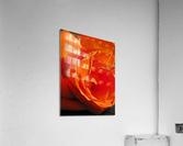 Passion Flower  Impression acrylique