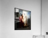 Pygmalion et Galatee byAnne-Louis Girodet-Trioson Classical Fine Art Xzendor7 Old Masters Reproductions  Acrylic Print