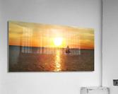 Pierce Anderson Sail Boats Art  Acrylic Print