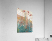 The Garden by Happiness Hill  Acrylic Print