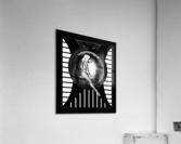 Sitting Pretty With Tech by Xzendor7 Digital Art  Acrylic Print