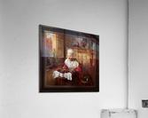 The Lace Maker by Josephus Laurentius Dyckmans Classical Fine Art Xzendor7 Old Masters Reproductions  Acrylic Print