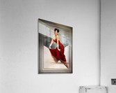 Picture Pretty by Gil Elvgren Classic Xzendor7 Old Masters Reproductions  Acrylic Print