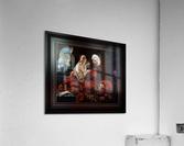 Ali Pasha and Kira Vassiliki by Paul Emil Jacobs Classical Fine Art Xzendor7 Old Masters Reproductions  Acrylic Print