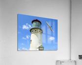 Kilauea Lighthouse and Wildlife Refuge on Kauai  Acrylic Print