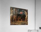 Descent into Limbo  Acrylic Print