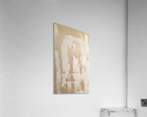 Obsession in Progress  Acrylic Print