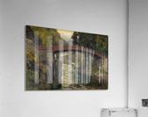 The sacred bridge in Nikko  Acrylic Print