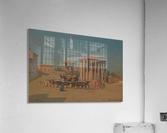 Roma, August 1877  Acrylic Print