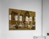 The coffee house  Acrylic Print