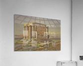 The Temple of Athena Nike  Acrylic Print